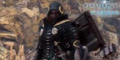 《怪物猎人世界》痹贼龙套装演示视频 痹贼龙套装效果如何?