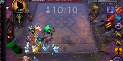 《刀塔霸业》3战4猎3法阵容分享 3战4猎3法玩法分享