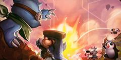 《云顶之弈》狂野变形龙法阵容搭配推荐 变形龙法怎么玩?