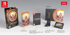 《火焰纹章风花雪月》欧版内容介绍 游戏欧版有什么