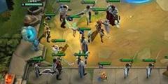 《云顶之弈》6贵族+2枪手+2骑士运营思路及阵容解析