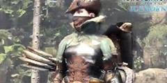 《怪物猎人世界》冰原毒妖鸟新男女套装演示视频 毒妖鸟套装好看吗