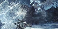 《怪物猎人世界》冰原冰咒龙特点简单介绍 冰咒龙外形如何?