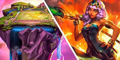 《云顶之弈》虚空斗帝升级版玩法思路分享 虚空斗帝升级版怎么打