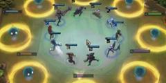 《云顶之弈》6极地3元素2护卫2斗士强阵容推荐视频