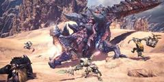 《怪物猎人世界》冰原斩龙讨伐演示视频 斩龙怎么打?