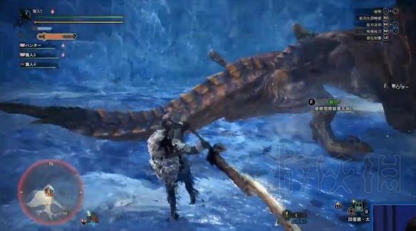 怪物猎人世界冰原轰龙讨伐演示视频 怪猎世界轰龙怎么打