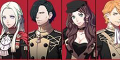 《火焰纹章风花雪月》三大势力选哪个开局?三大势力初始阵容