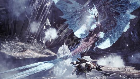 怪物猎人世界冰咒龙怎么打 怪物猎人世界冰咒龙打法心得分享