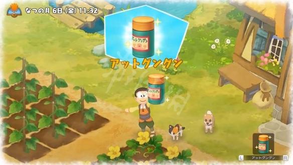 哆啦A梦牧场物语料理怎么做 全料理中文配方一览