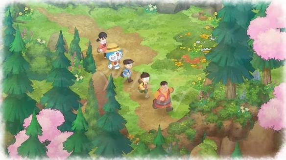 哆啦A梦牧场物语百合花在哪 百合花获取地点介绍