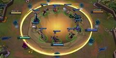 《云顶之弈》暗影狂野斗士法机器人新套路玩法是视频