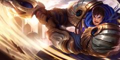 《云顶之弈》帝国骑士剑阵容搭配分享 帝国骑士剑玩法技巧介绍