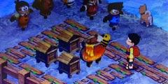 《哆啦A梦牧场物语》蜜蜂在哪里 蜜蜂获得方法介绍