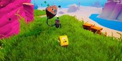 《海绵宝宝争霸比基尼海滩》怎么玩 游戏实机演示分享