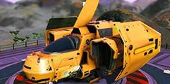 《无人深空》2.0版欧几里得飞船+S枪+货船资源图文分享