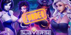 《SUBVERSE》什么时候测试?游戏封闭测试日期一览