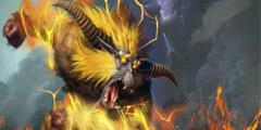 《怪物猎人世界》金狮子厉害吗 冰原dlc金狮子介绍
