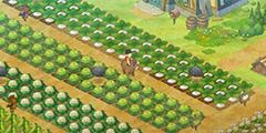 《哆啦A梦牧场物语》虫类图鉴收集实况解说视频攻略