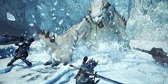 《怪物猎人世界》冰原太刀新动作介绍 冰原太刀改动有哪些