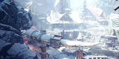 《怪物猎人世界》冰原新据点怎么样 新集会区域演示