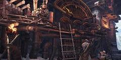 《怪物猎人世界》冰原蒸汽机关卡怎么玩?冰原蒸汽机关卡玩法技巧