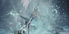 《怪物猎人世界》冰原冰鱼龙怎么打 冰鱼龙打法演示