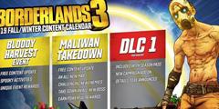《无主之地3》更新计划介绍 10月DLC玩法介绍