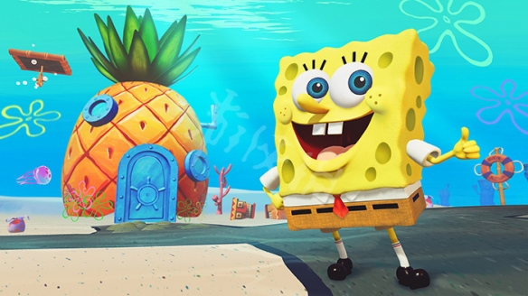 海绵宝宝争霸比基尼海滩好玩吗 游戏特色玩法介绍