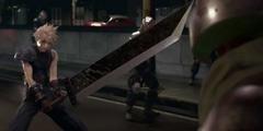 《最终幻想7重制版》登场角色及战斗场面演示视频 战斗画面怎么样
