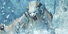 《怪物猎人世界冰原》龙结晶之地全兽人族宝物收集视频