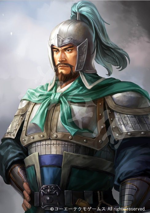 三国志战略版武将王平图片