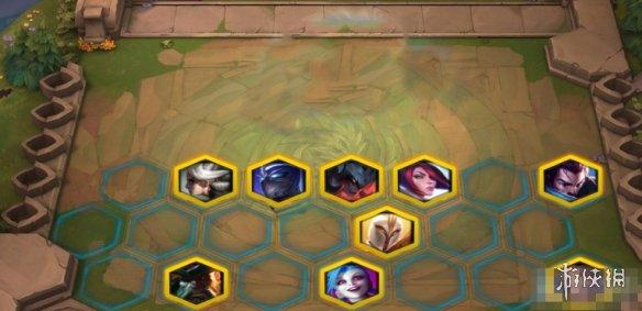 《云顶之弈》九剑双海克斯阵容怎么玩 九剑双海克斯玩法技巧介绍