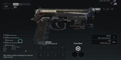 《幽灵行动断点》武器手枪有哪些?武器大全介绍手枪篇