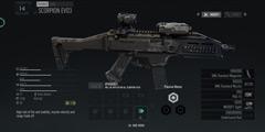 《幽灵行动断点》武器冲锋枪有哪些?武器大全介绍冲锋枪篇