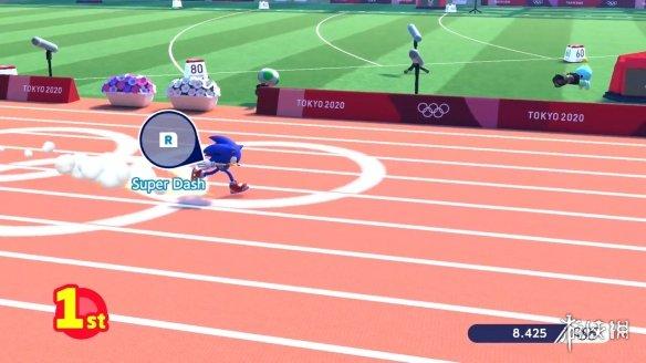 马里奥和索尼克在东京奥运会比赛项目有哪些比赛项目演示