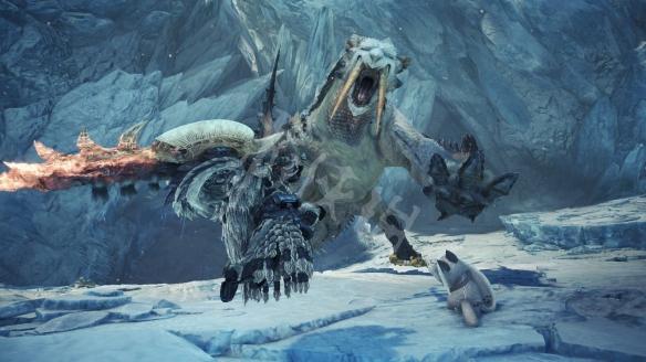 《怪物猎人世界冰原》投射器有哪些 全投射器效果介绍