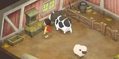 《哆啦A梦牧场物语》动物好感度怎么提升 动物放牧方法介绍