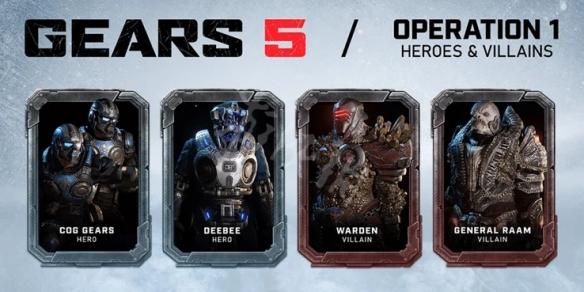 战争机器5新角色有哪些 战争机器5新角色介绍一览