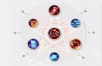 『決戦平安京』青行灯陰陽術の組み合わせはS 7青行灯霊呪陰陽術の選択攻略を勧めます。