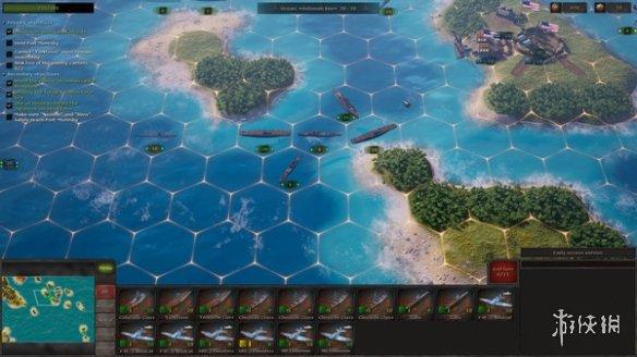 战略思维太平洋怎么玩战略思维太平洋游戏技巧分享