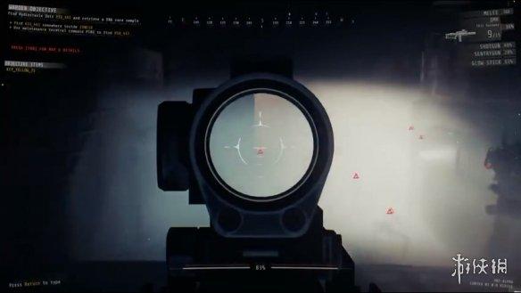 GTFO玩法实机演示视频GTFO游戏画面怎么样