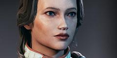 《天外世界》捏脸数据图文说明 美女女骑士怎么捏?