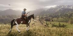 《荒野大镖客2》马匹选择技巧分享 最好的马是什么马