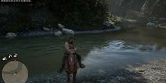 《荒野大镖客2》马位置高清地图分享 全马匹分布图一览