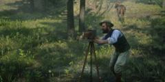 《荒野大镖客2》爱好者的乐土任务流程攻略分享 爱好者的乐土怎么触发