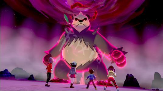 宝可梦剑盾怎么挑战极巨化宝可梦野生极巨化宝可梦挑战方法