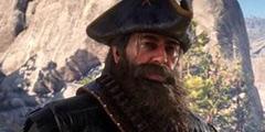 《荒野大镖客2》海盗套装位置地图分享 海盗帽子在哪儿拿?
