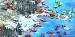 《帝国时代2决定版》新战役介绍 游戏可泰安汗战役一览