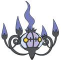 水晶灯火灵
